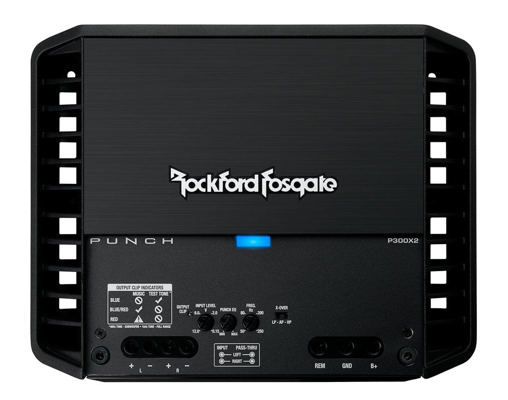 Rockford Fosgate P3 4 Ohm Wiring Diagram