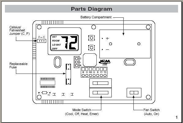 Rth3100c Wiring Diagram