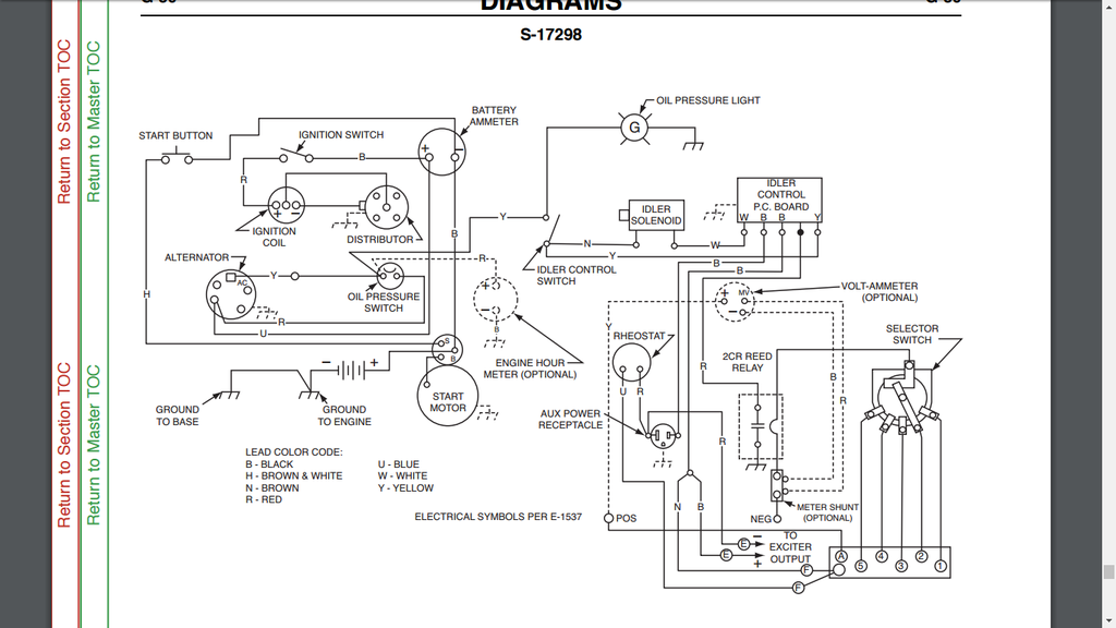Lincoln Electric 225 Arc Welder Wiring Diagram Images