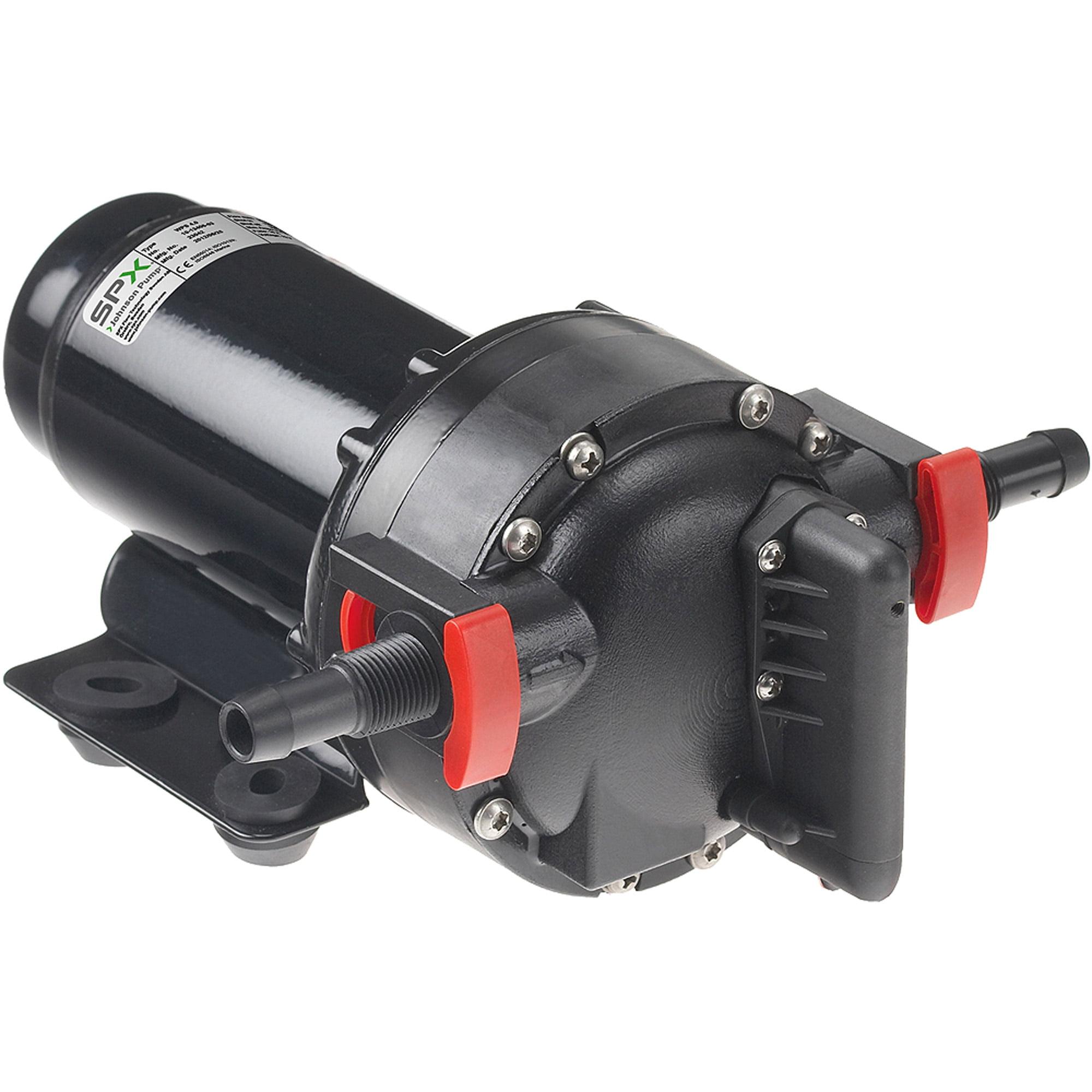 Sahara S500 Bilge Pump Wiring