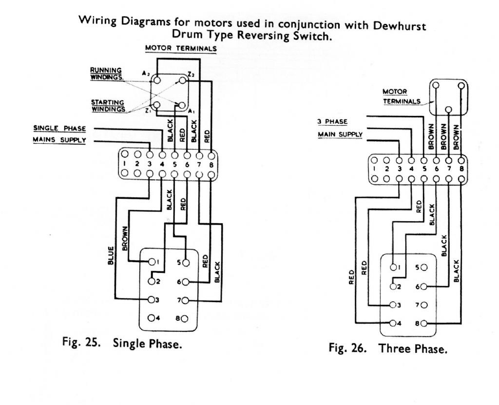 Rotary Selector Switch Wiring Diagram