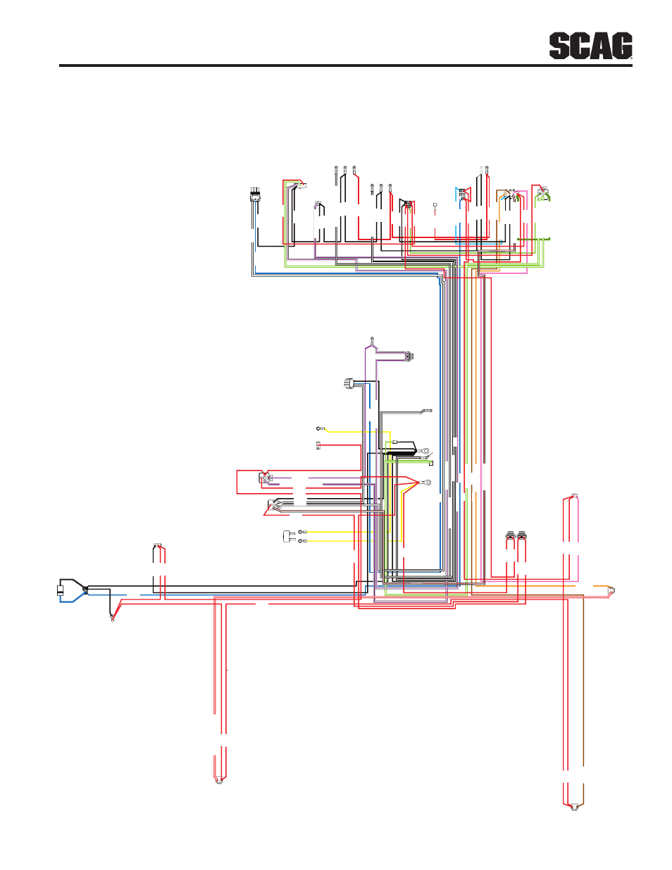 wiring diagram scag query Scag Mower Wiring Diagram scag pto deck wiring diagram wiring