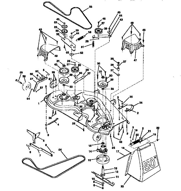 Sears Craftsman G5500