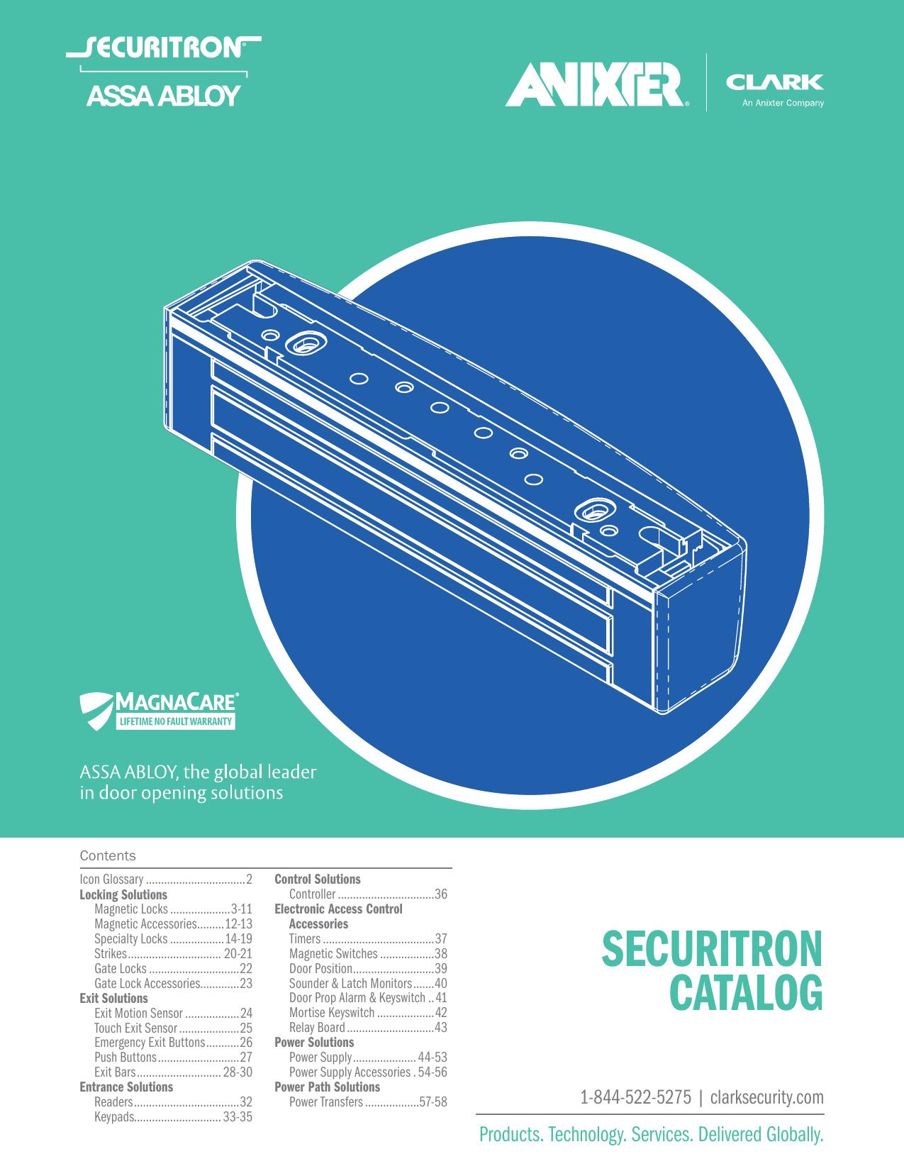 Securitron Far 24 Wiring Diagram