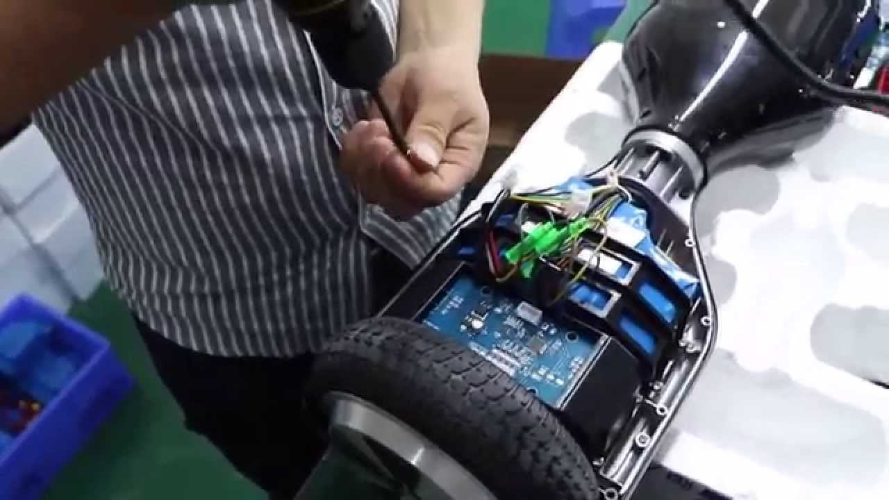 Segway Scooter Wiring Diagram For Elec