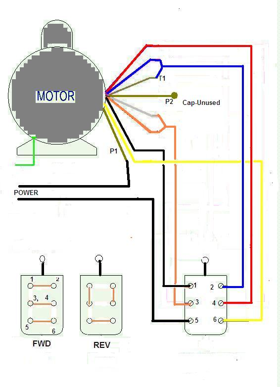 Drum Switch Wiring Diagram from schematron.org