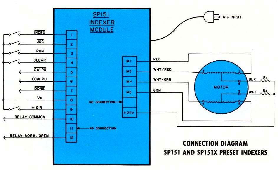 Slo Syn Motor Wiring
