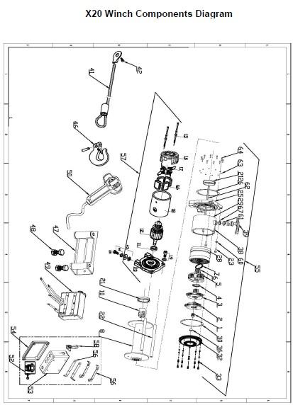 smittybilt xrc8 wiring diagram