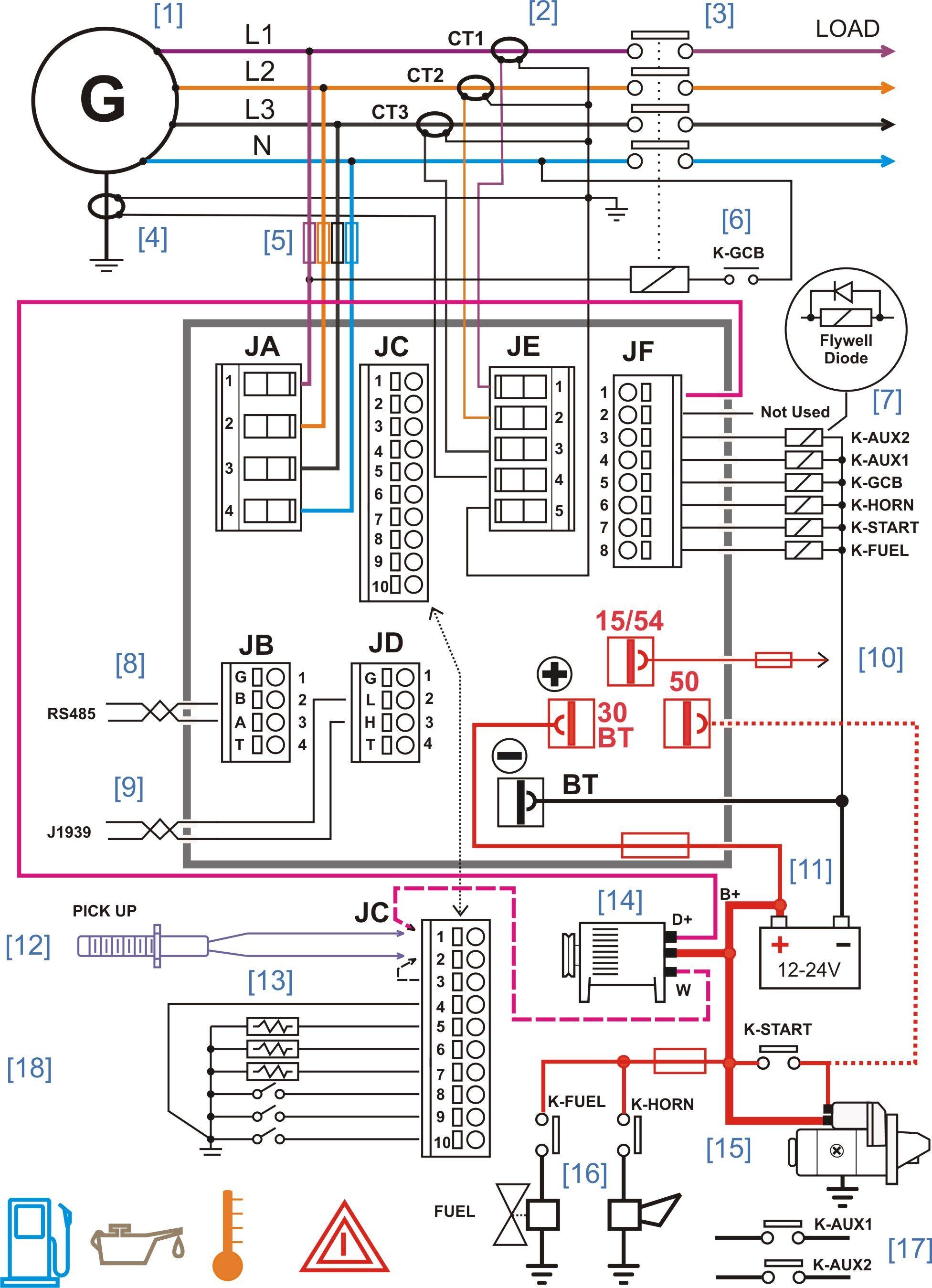 Snowbear Winch Wiring Diagram