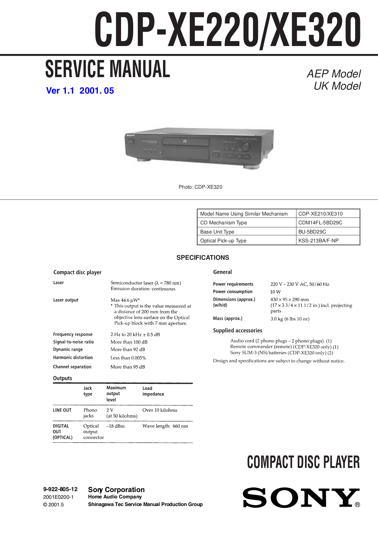 Sony Xplod Cdx Gt630ui Manual