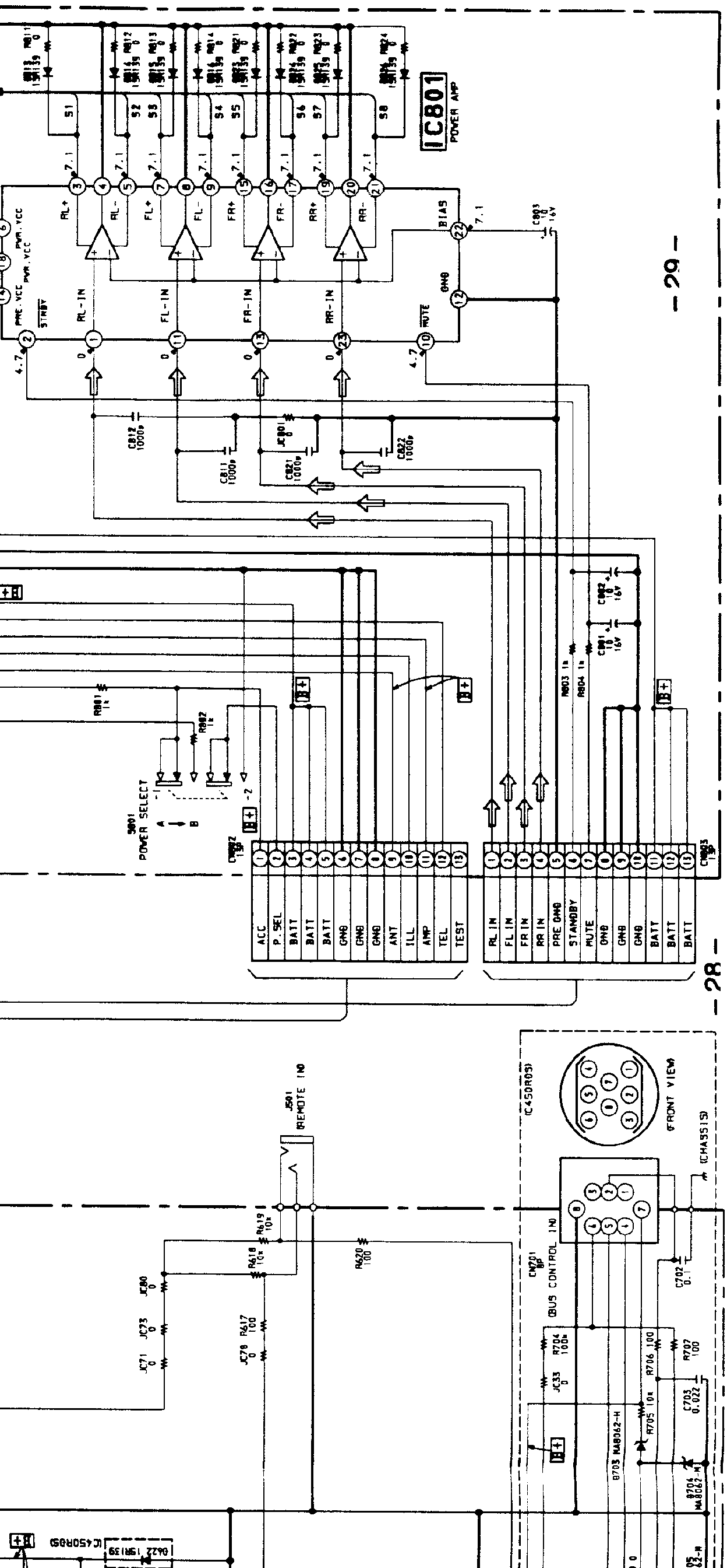 Wiring Diagram  30 Sony Car Radio Wiring Diagram