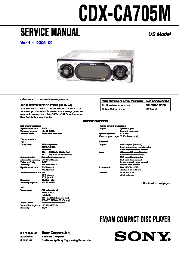 Diagram  Car Stereo Wiring Diagram Sony Cdx Ca700x Full Version Hd Quality Cdx Ca700x