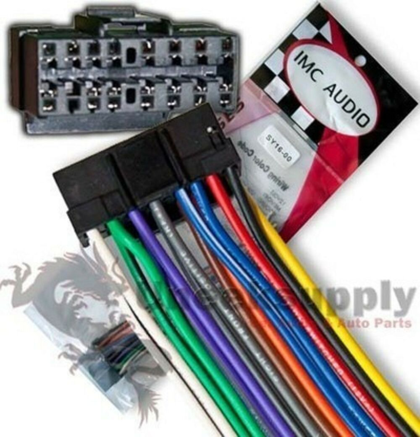 Sony Xav 62bt Wiring Diagram Xplod Sony Xav C Wiring Harness on