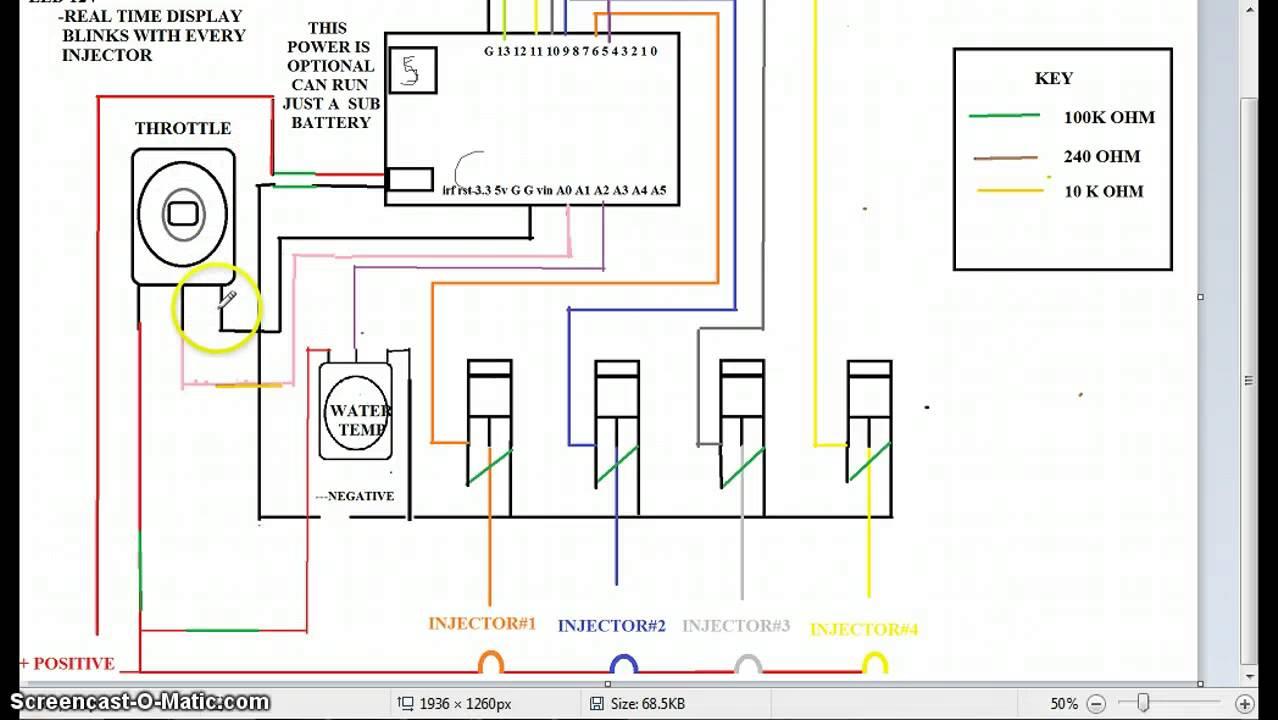 Speeduino Wiring Diagram