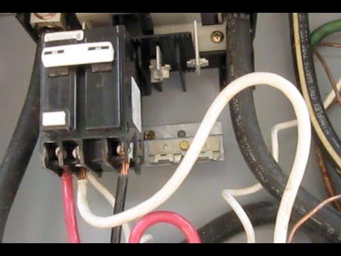 2 Pole Gfci Breaker Wiring Diagram - Box Wiring Diagram • box wiring diagram