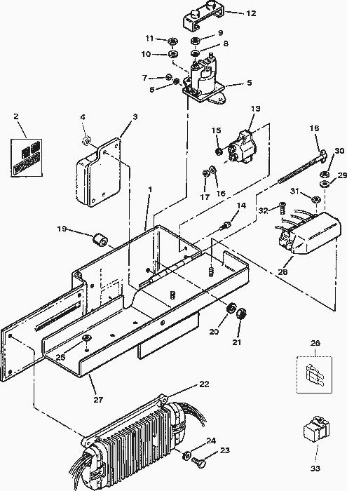 1996 Crownline Boat Starter Wiring Diagram    Wiring Diagram