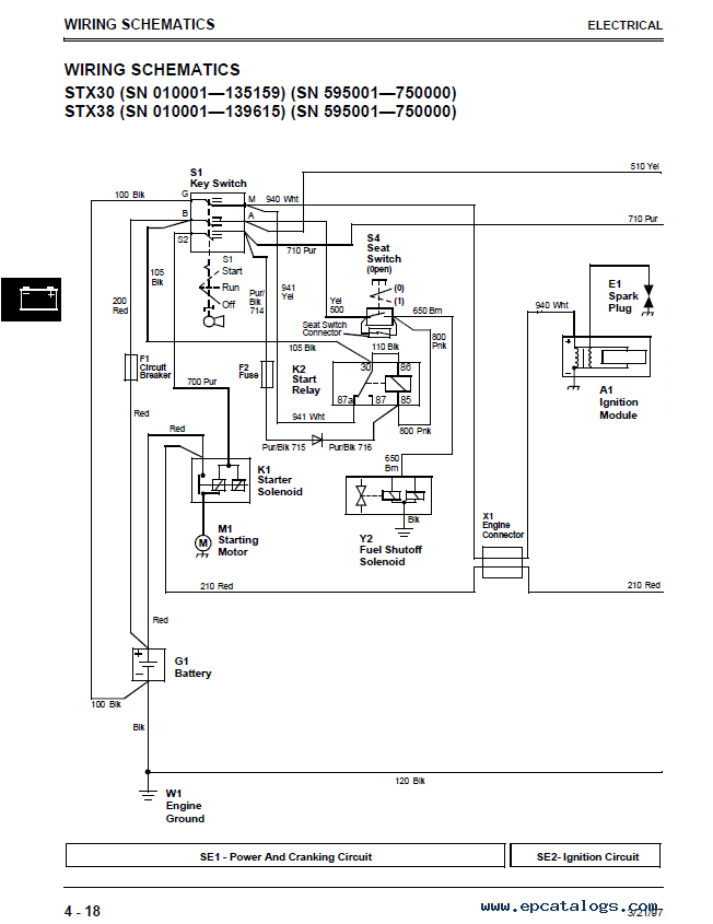 Stx38 Wiring Diagram
