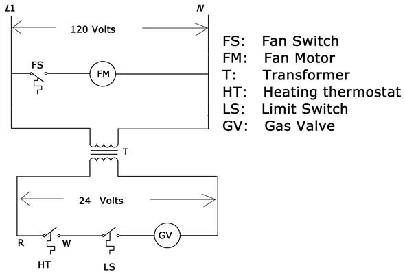 Supco Relay Wiring Diagram