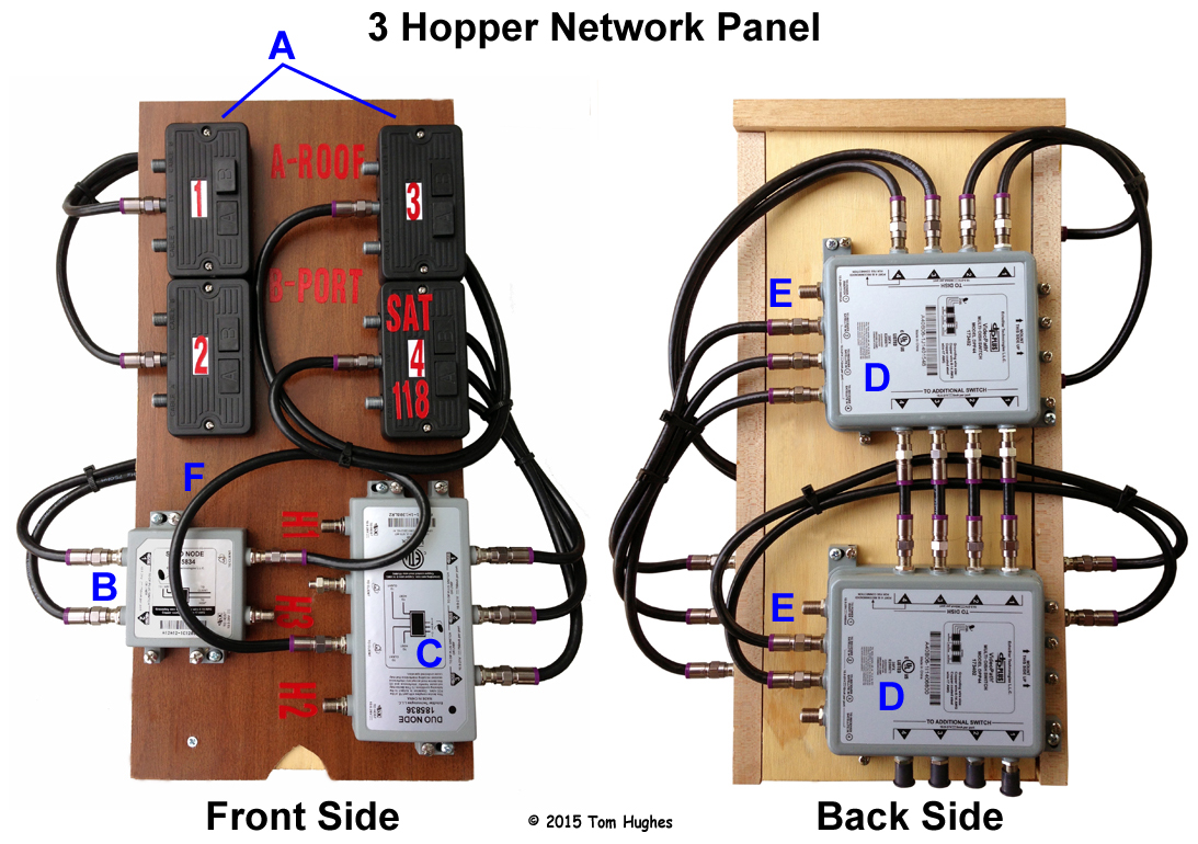 dish network hopper wiring diagram schematic diagram rh 148 janpavelka co Dish Network Hopper Installation Diagram Dish Hopper Installation Diagram