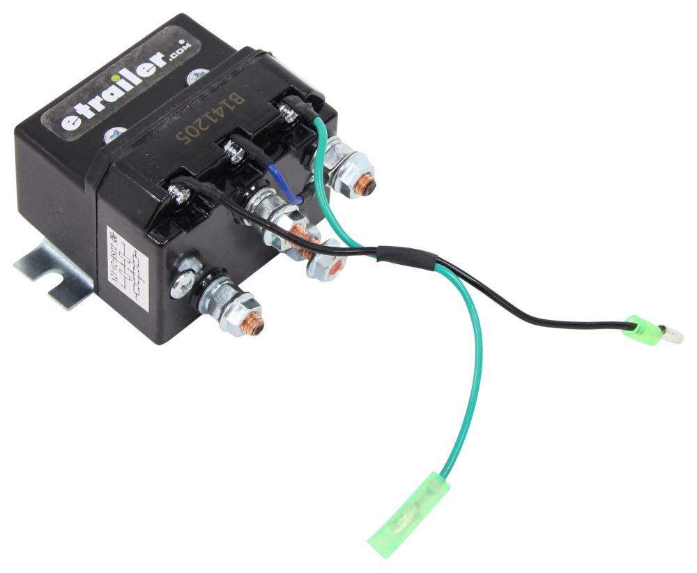 warn solenoid wiring diagram     on superwinch solenoid wiring