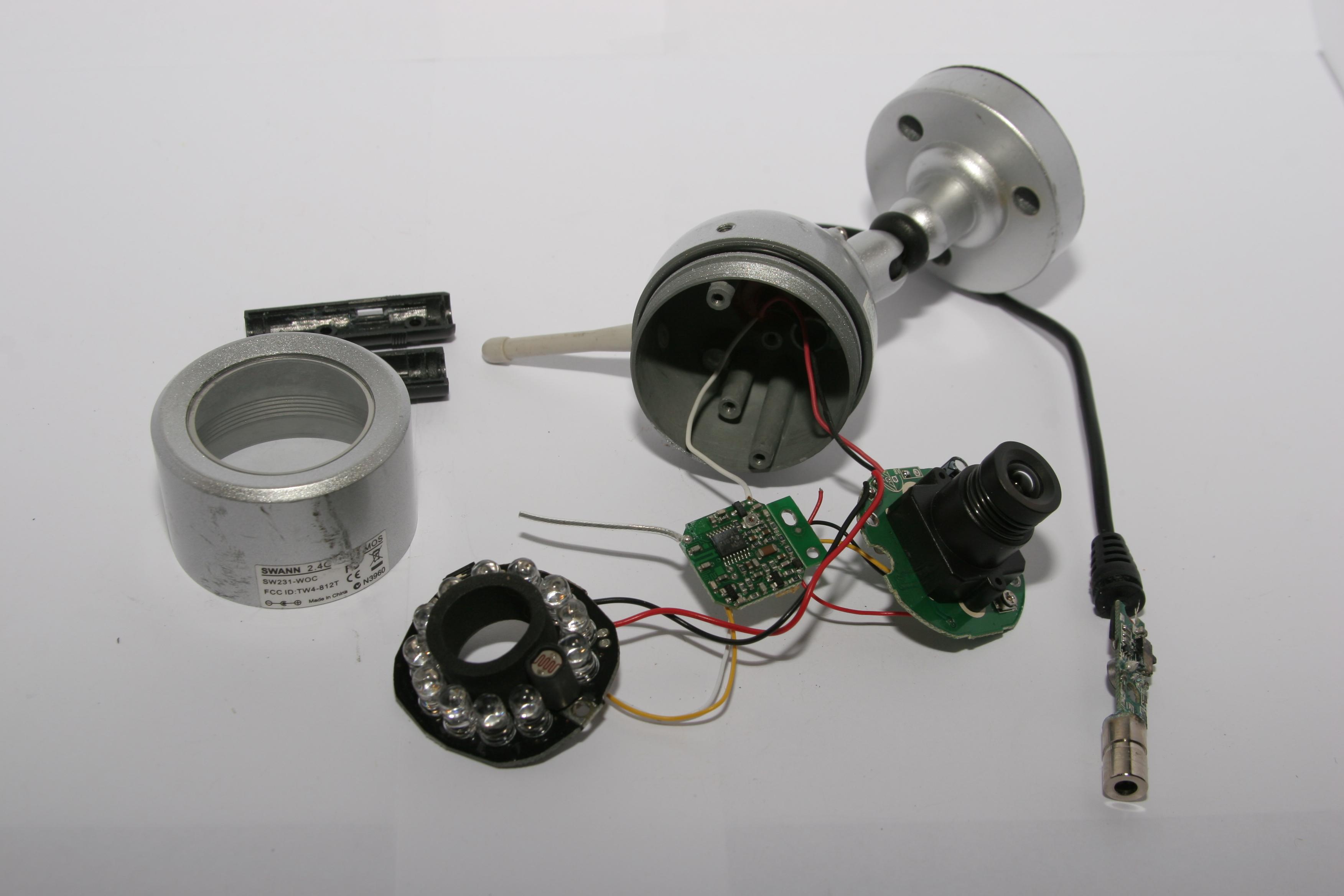 Swann N3960 Wiring Diagram on
