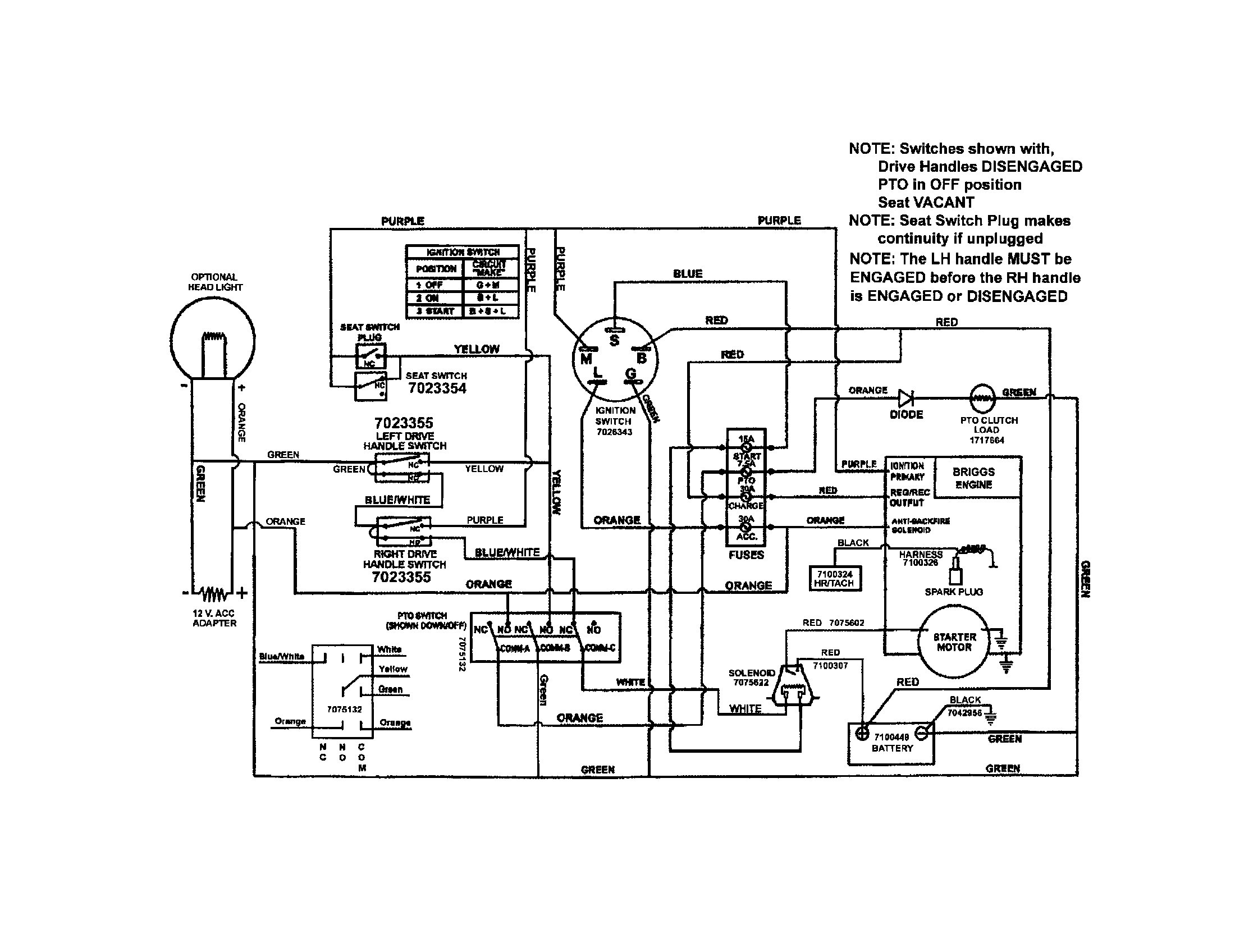 Wiring Diagram For Ignition