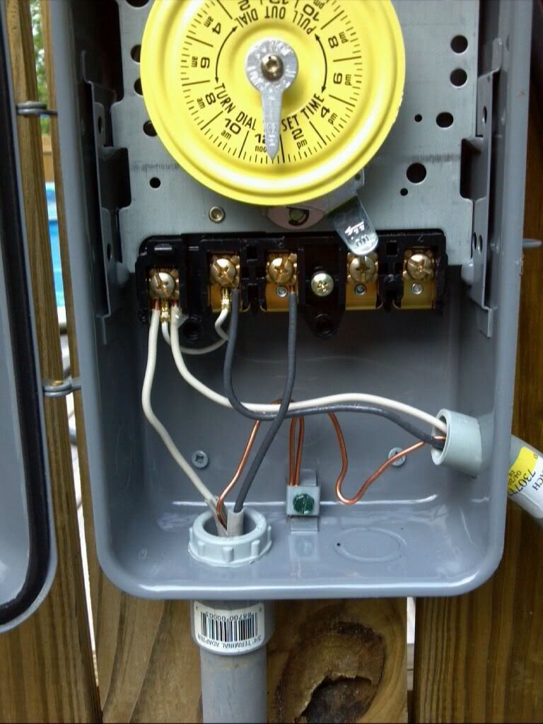 T103 Timer Wiring Diagram