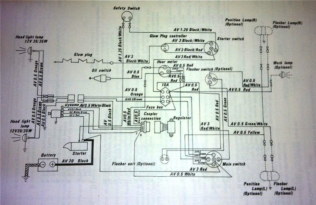 Tc45da Wiring Diagram
