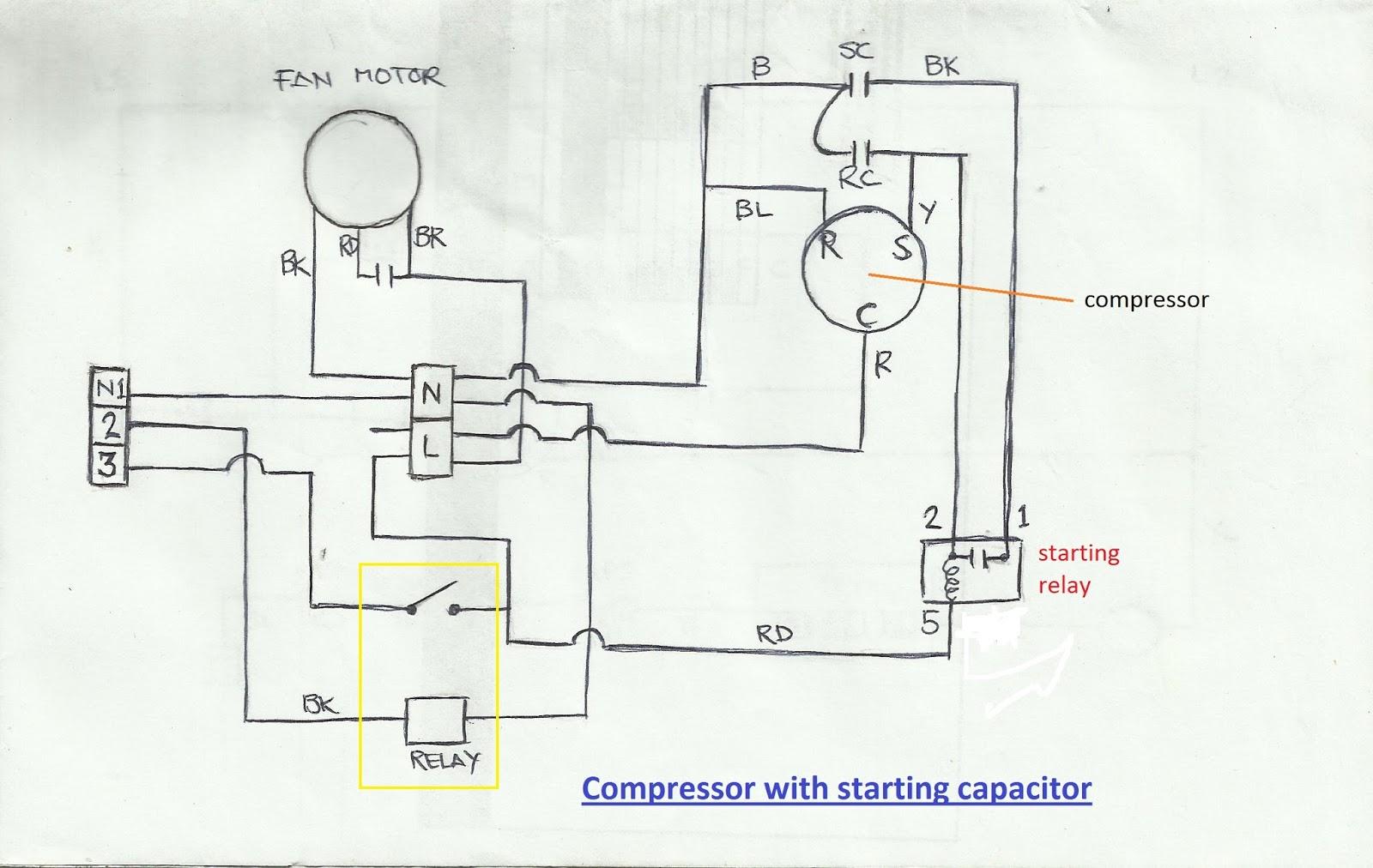 tecumseh capacitance crankcase heater wiring diagram. Black Bedroom Furniture Sets. Home Design Ideas