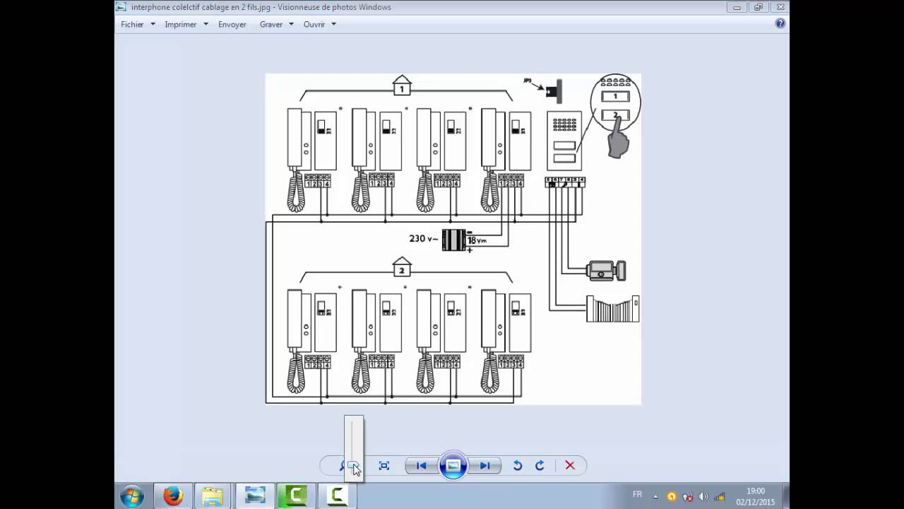 Tegui Intercom Wiring Diagram