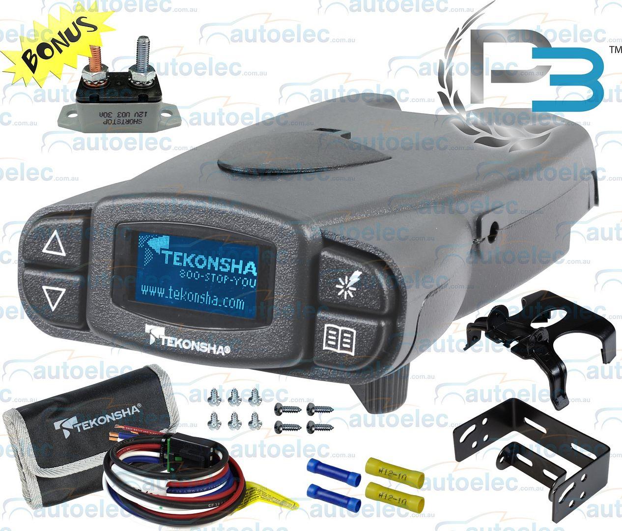 prodigy electric brake controller wiring diagram index listing oftekonsha prodigy brake controller wiring diagram
