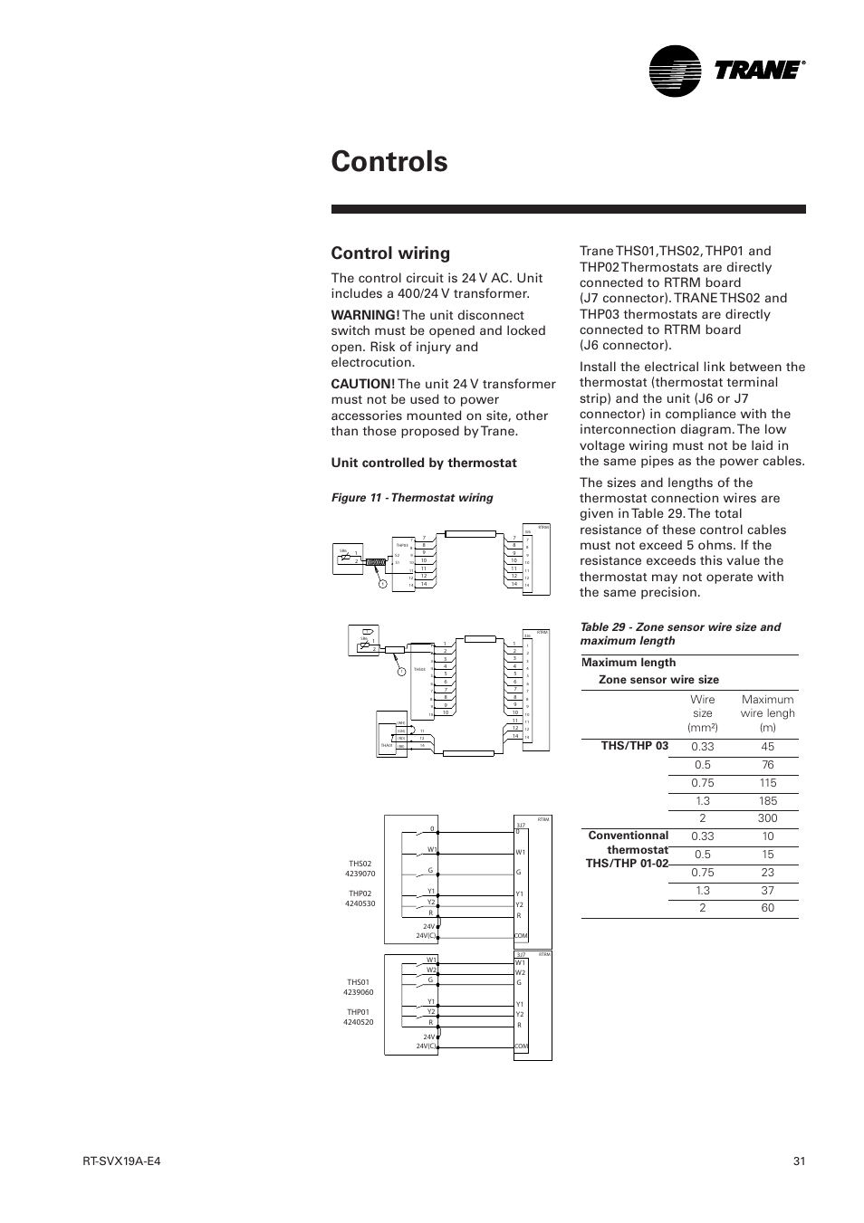 Tempstar Rooftop Unit Wiring Diagram