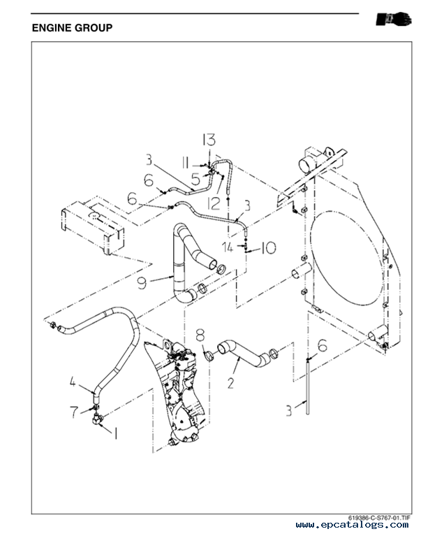 Terragator 8103 Air Conditioning Wiring Diagram