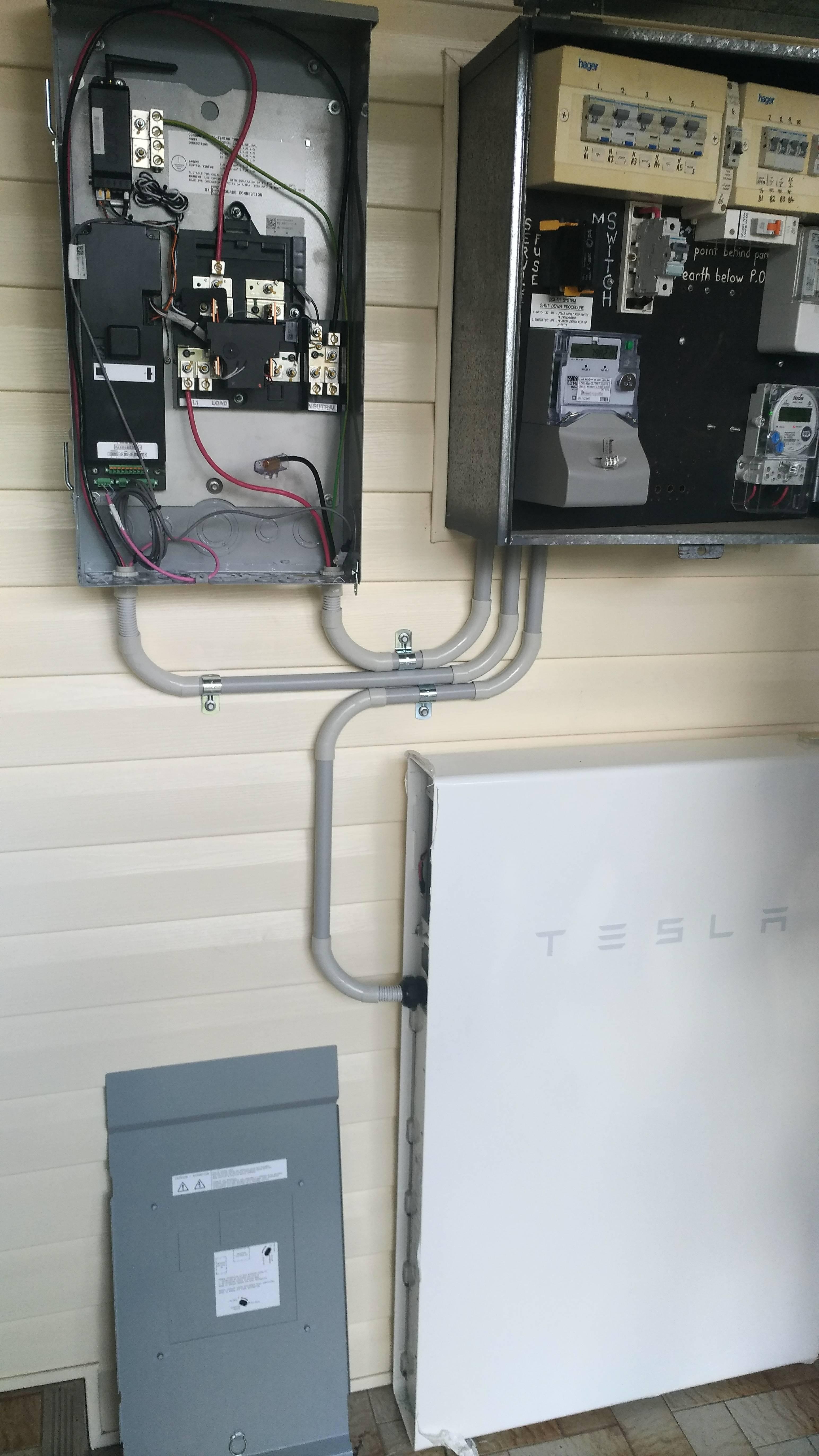 Tesla Powerpack Wiring Diagram