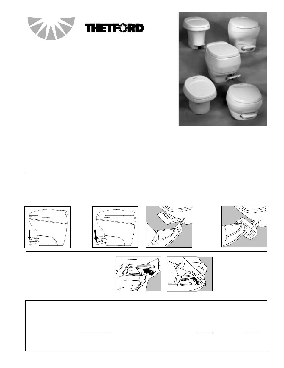 Thetford Aqua Magic Iv Parts Diagram