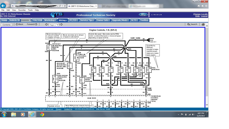 Tiffin Motorhome Wiring Diagram For