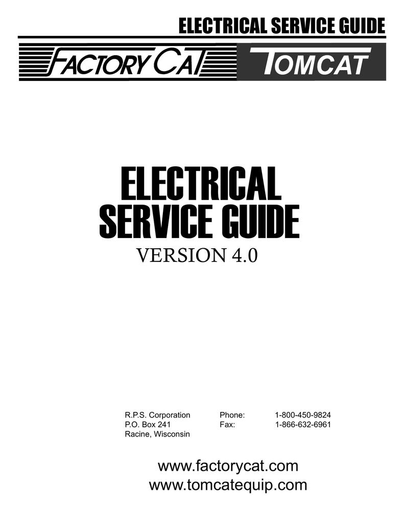 Tomcat Gtx Wiring Diagram