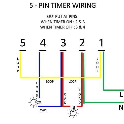 Tork 1103 Timer Wiring Diagram from schematron.org