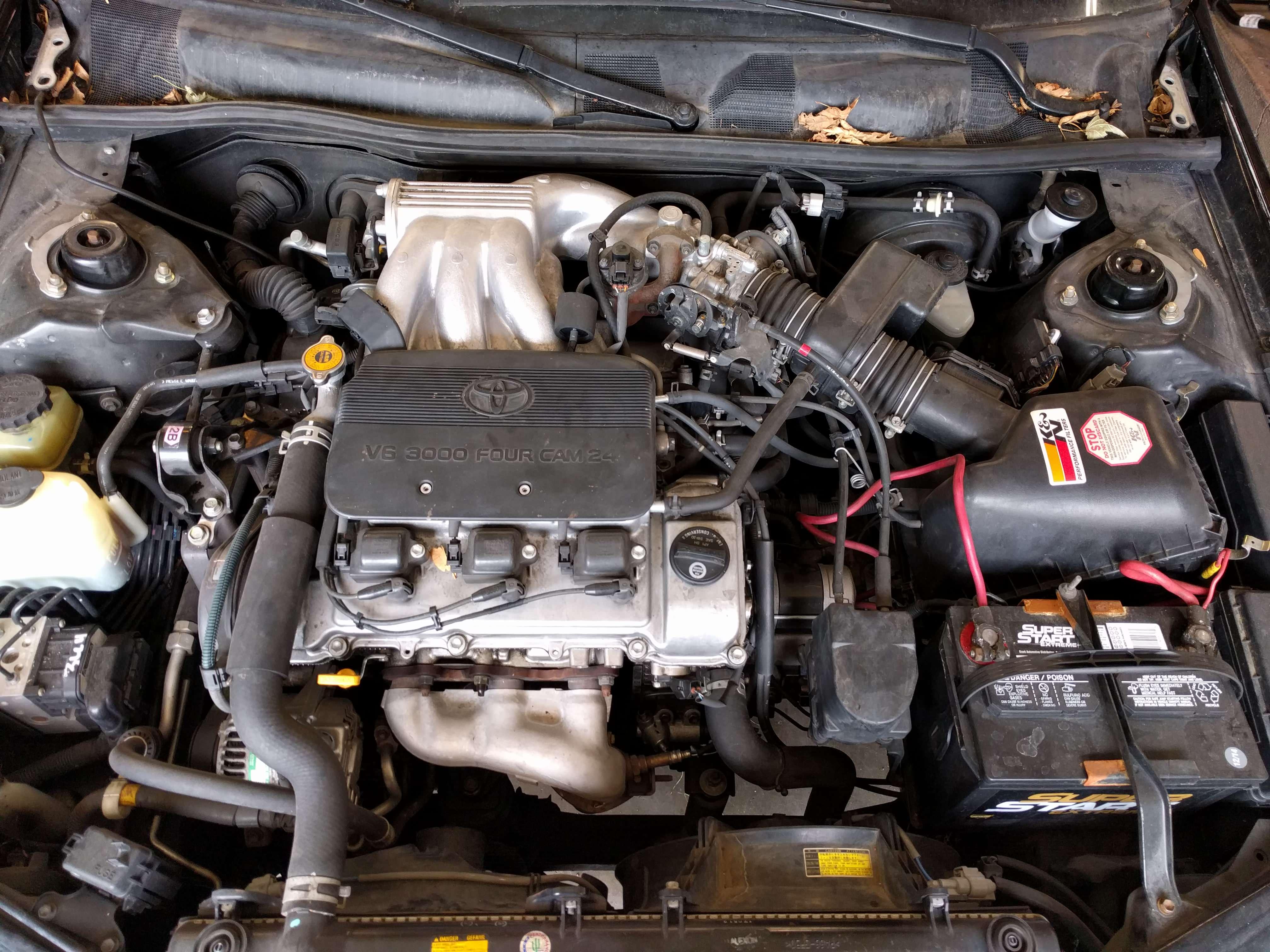 Toyota 1mz Fe Engine Diagram