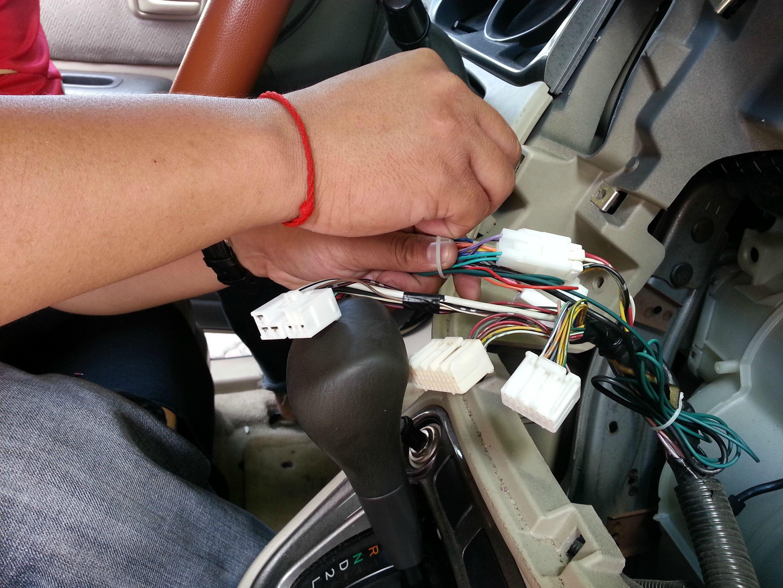 Toyota Highlander Radio Wiring Diagram On 2002 Toyota Highlander Tail