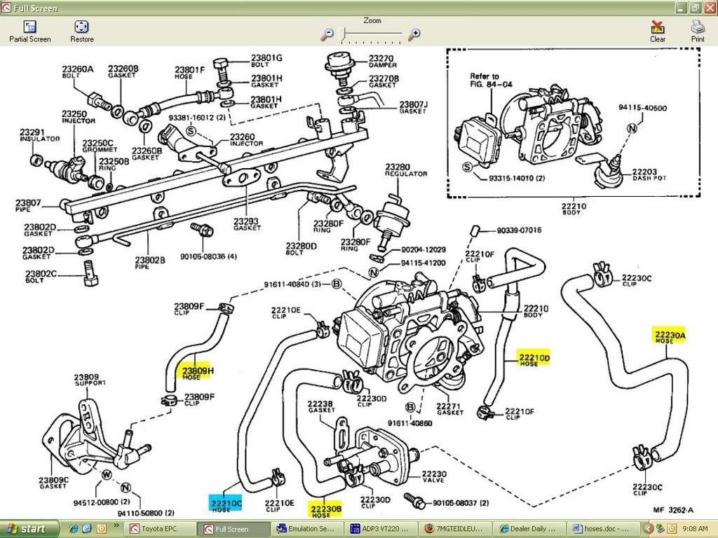 Toyota Supra Wiring Diagrams Together With Toyota Supra Engine Diagram