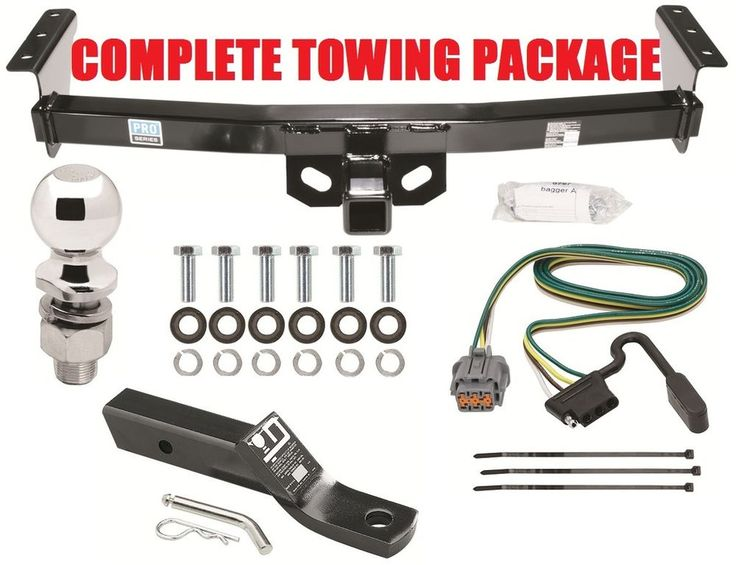 Trailer Tow Wiring Diagram Before The Coupling Nissan Titan