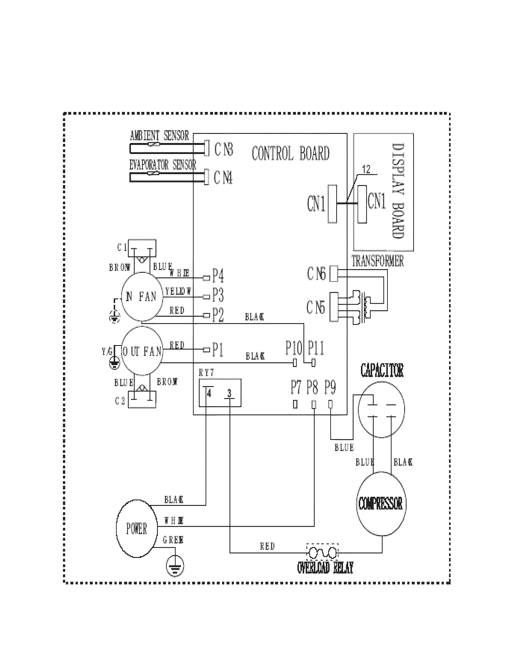 trane weathertron heat pump thermostat wiring diagram