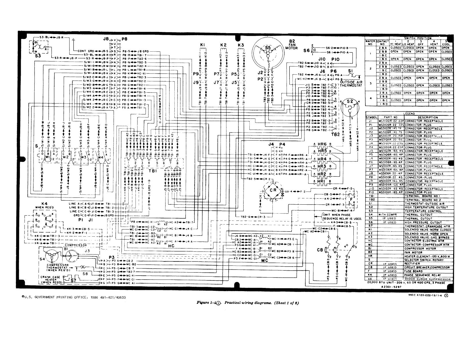Trane Xe 1200 Wiring Diagram from schematron.org