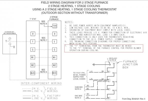 Trane Xv95 Wiring Diagram