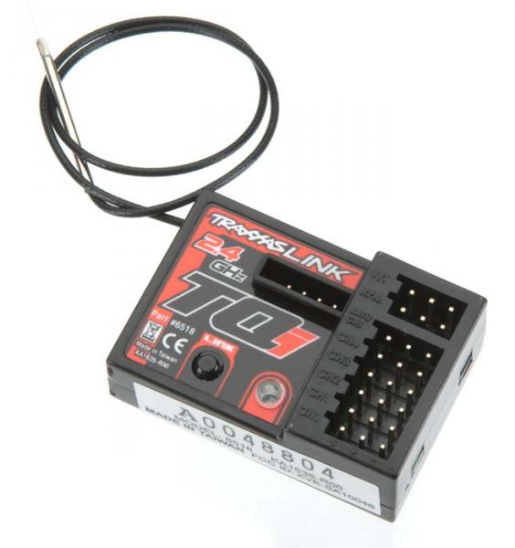 Traxxas 6518 Wiring Diagram