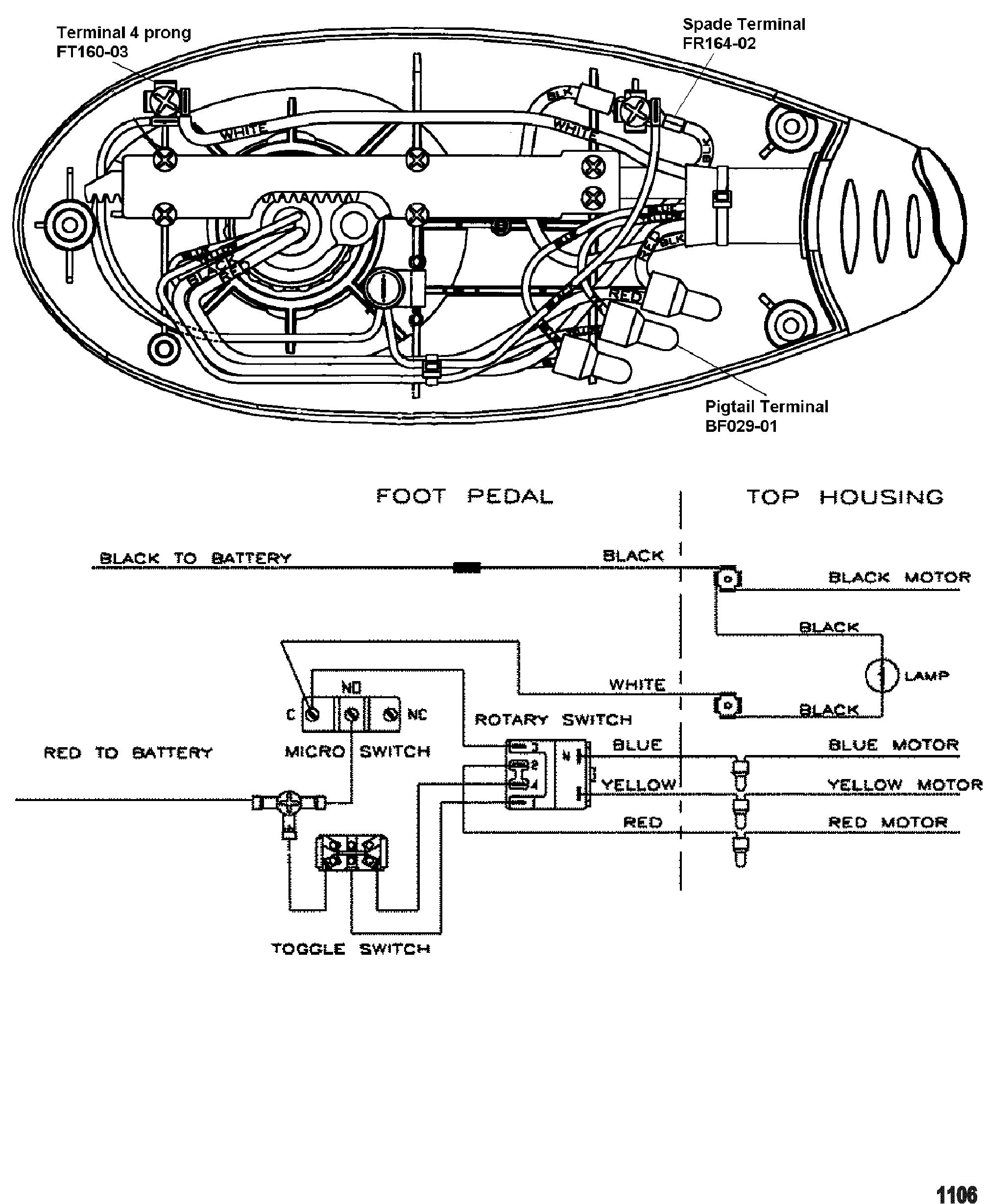 Trolling Motor Plug Mkr