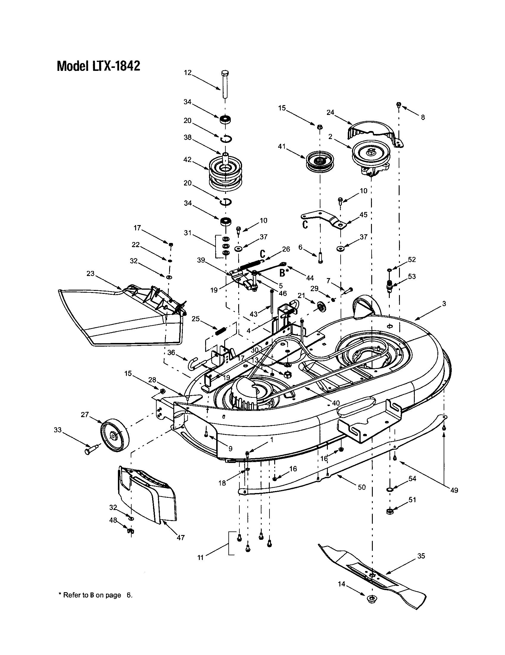 troybilt ltx 1482 wiring diagram