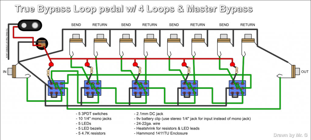 Maintenance Byp Switch Wiring Diagram