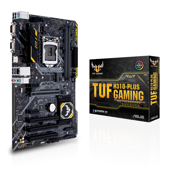 Tuf H310 Plus Gaming Motherboard Wiring Diagram